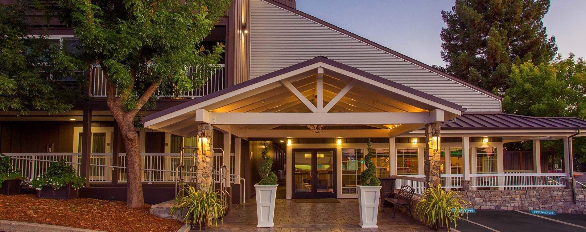 Best Western Plus Inn At The Vines Napa California Main Image