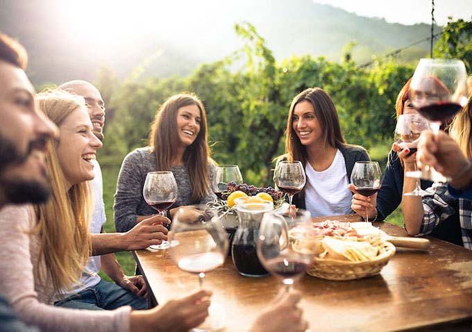 Best Western Plus Inn At The Vines Napa California Winery Tour Package Image