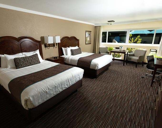 Best Western Plus Inn At The Vines Napa California Two Queen Beds